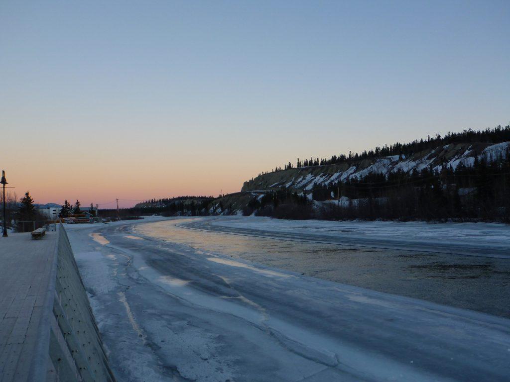 Yukon a febbraio