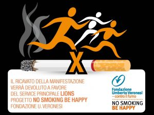 NO SMOKING - BE HAPPY